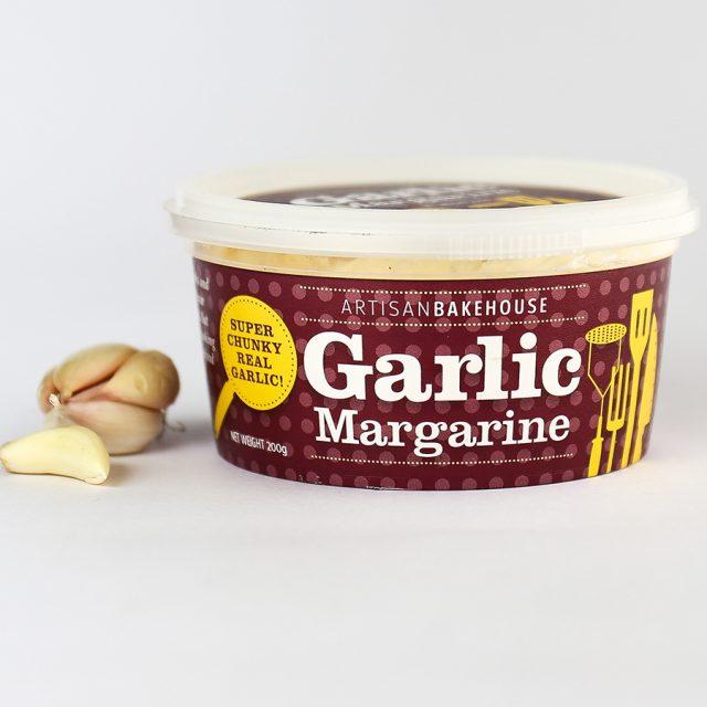 Garlic Margarine