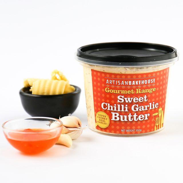 Sweet Chilli Garlic Butter